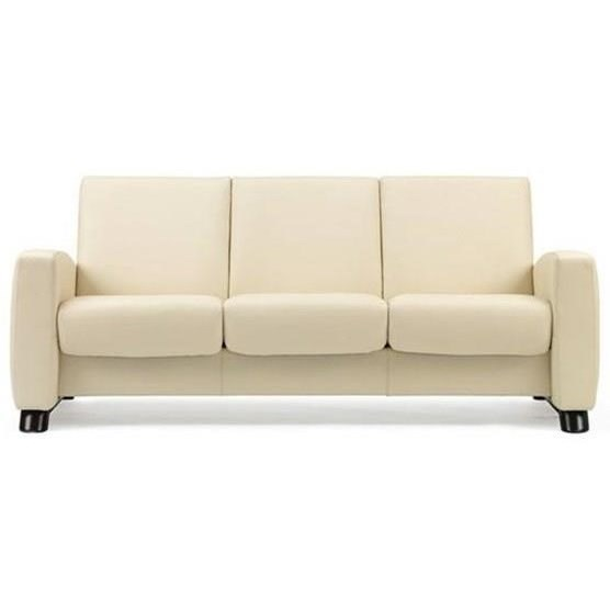Arion 19 - A10 Low-Back Reclining Sofa by Stressless at Virginia Furniture Market