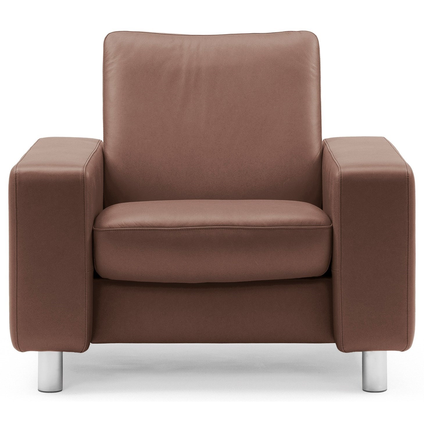 Arion 19 - A20 Low-Back Reclining Chair by Stressless at Bennett's Furniture and Mattresses