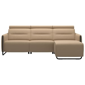 Power 2-Seat Sectional with Longseat