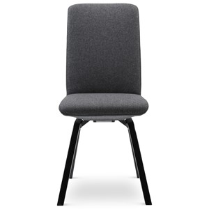 Large Low-Back Dining Chair