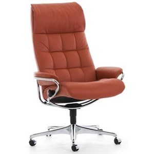 Office Chair with High Back