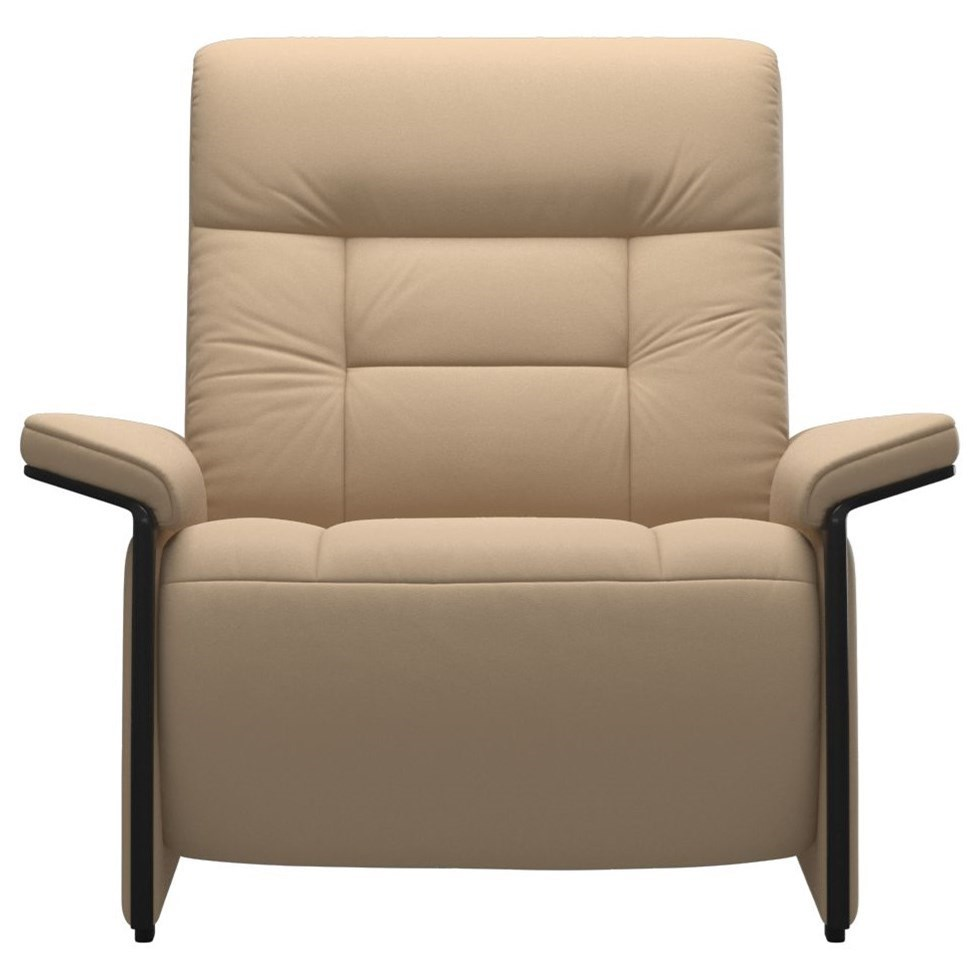 Mary Chair with Wood Arms by Stressless at Jordan's Home Furnishings