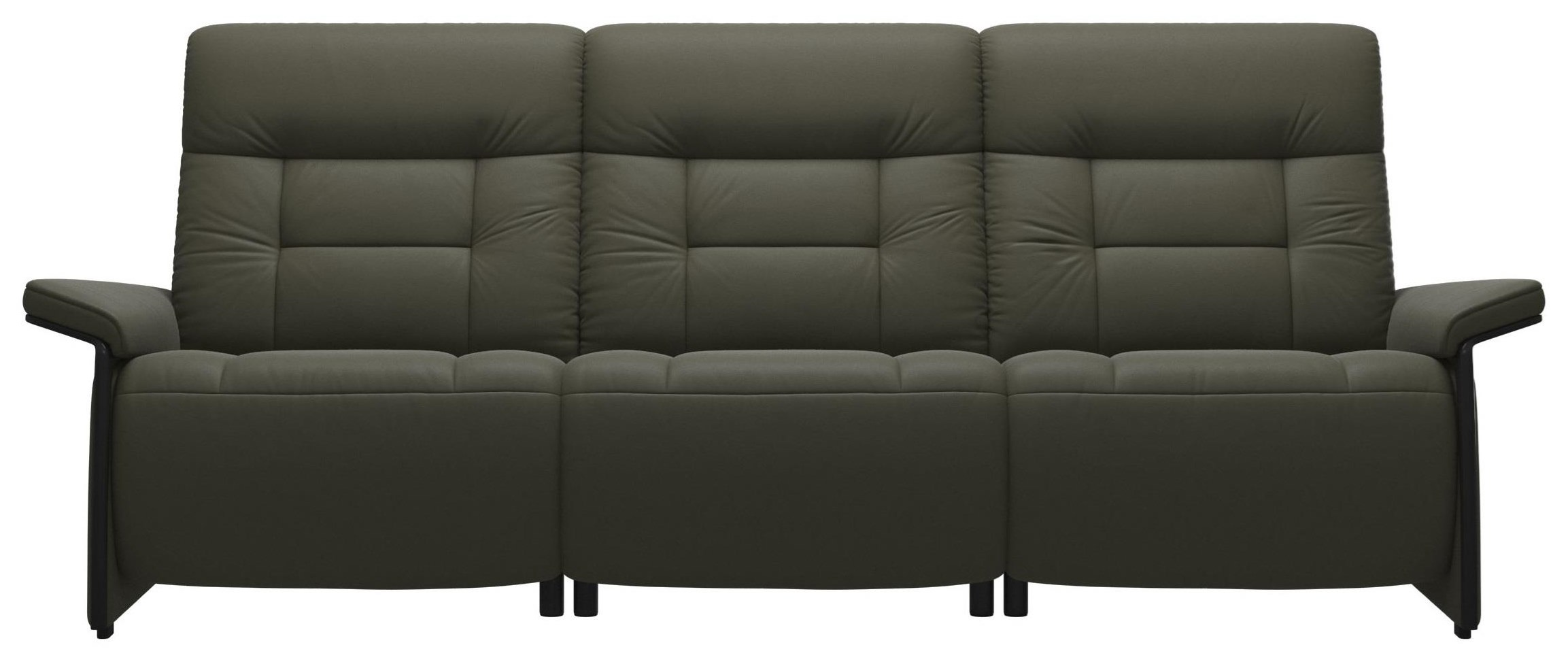 Mary Reclining 3 Seat Power Sofa by Stressless at Bennett's Furniture and Mattresses