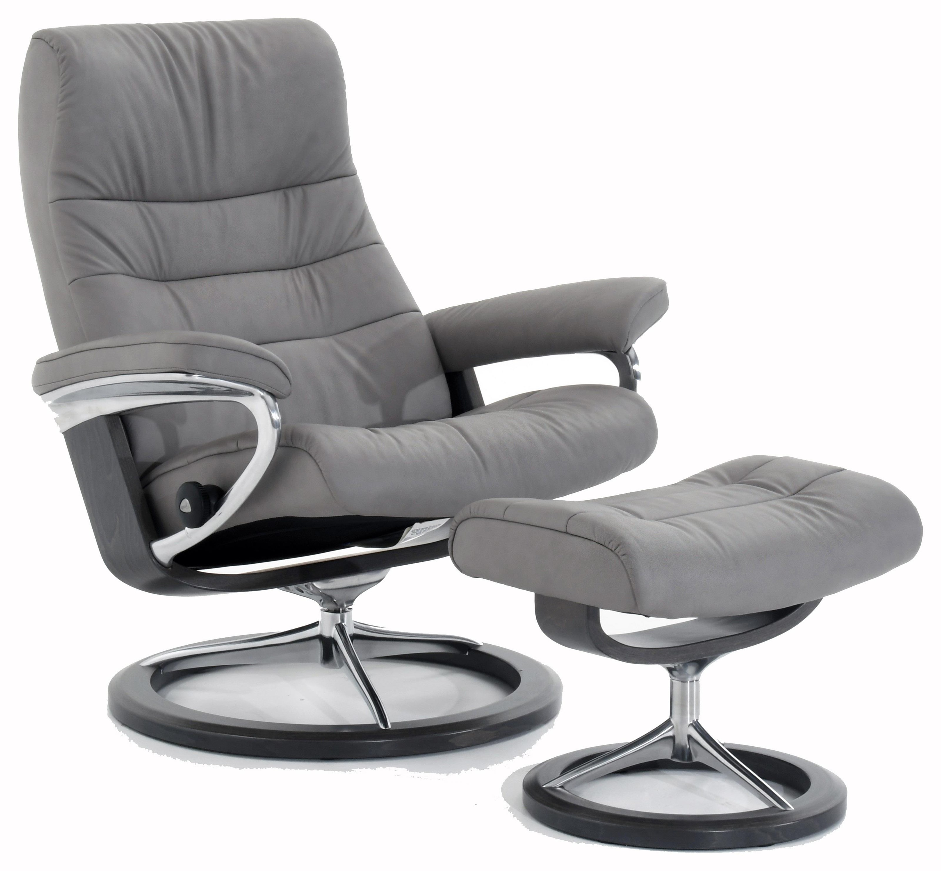Opal Large Opal Signature Chair by Stressless at Baer's Furniture