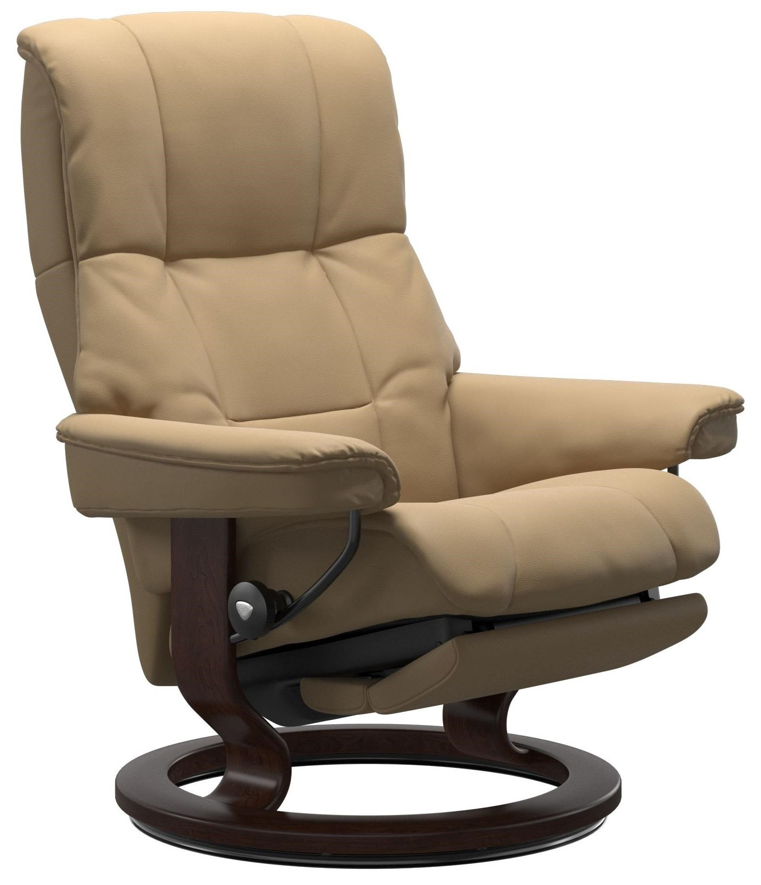 Mayfair Large Classic Power Recliner by Stressless at Bennett's Furniture and Mattresses