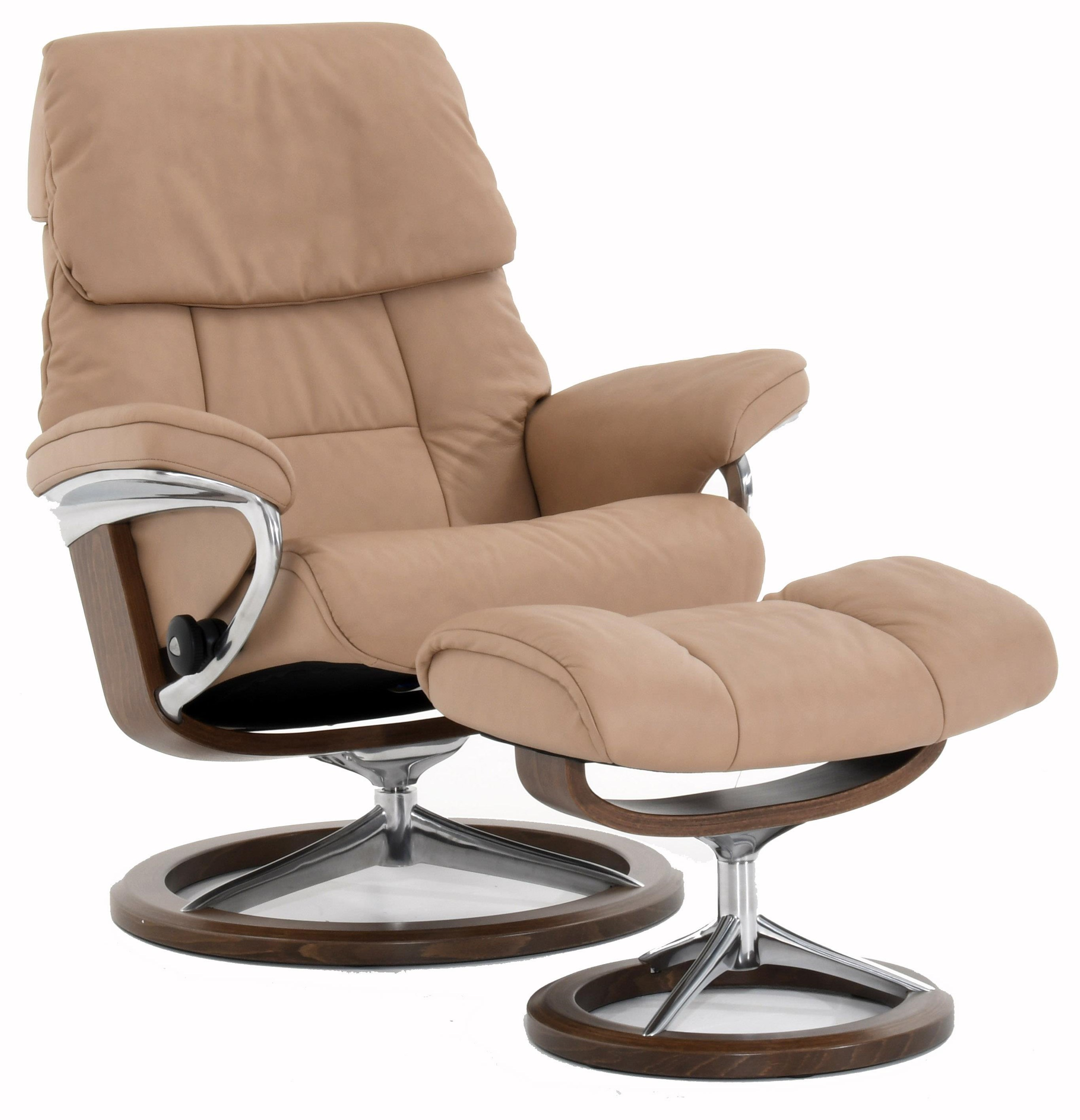Stressless Ruby Medium Signature Chair by Stressless at Baer's Furniture