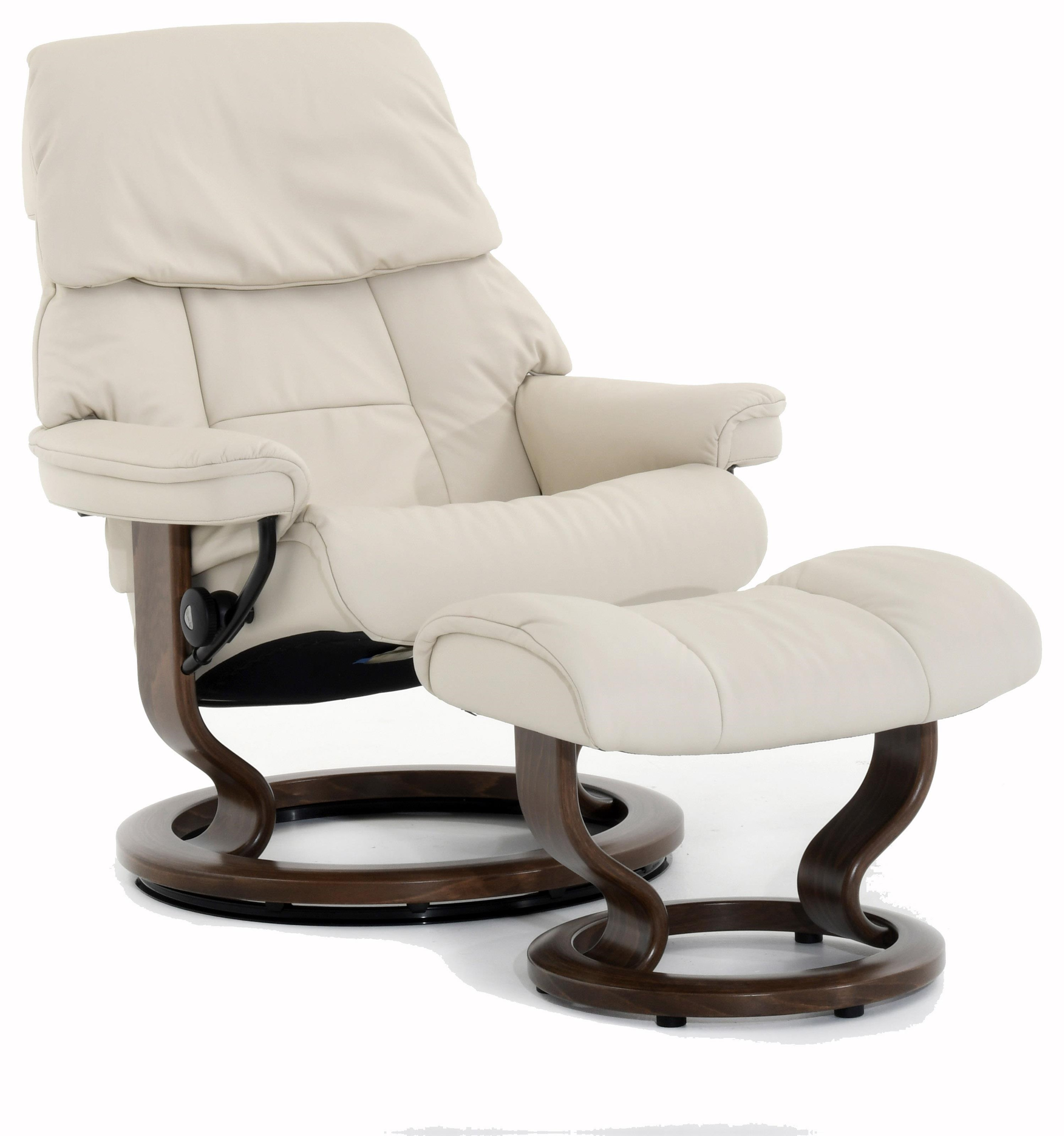 Stressless Ruby Medium Classic Chair by Stressless at Baer's Furniture