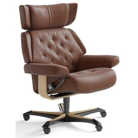 Skyline Office Chair by Stressless at Jordan's Home Furnishings