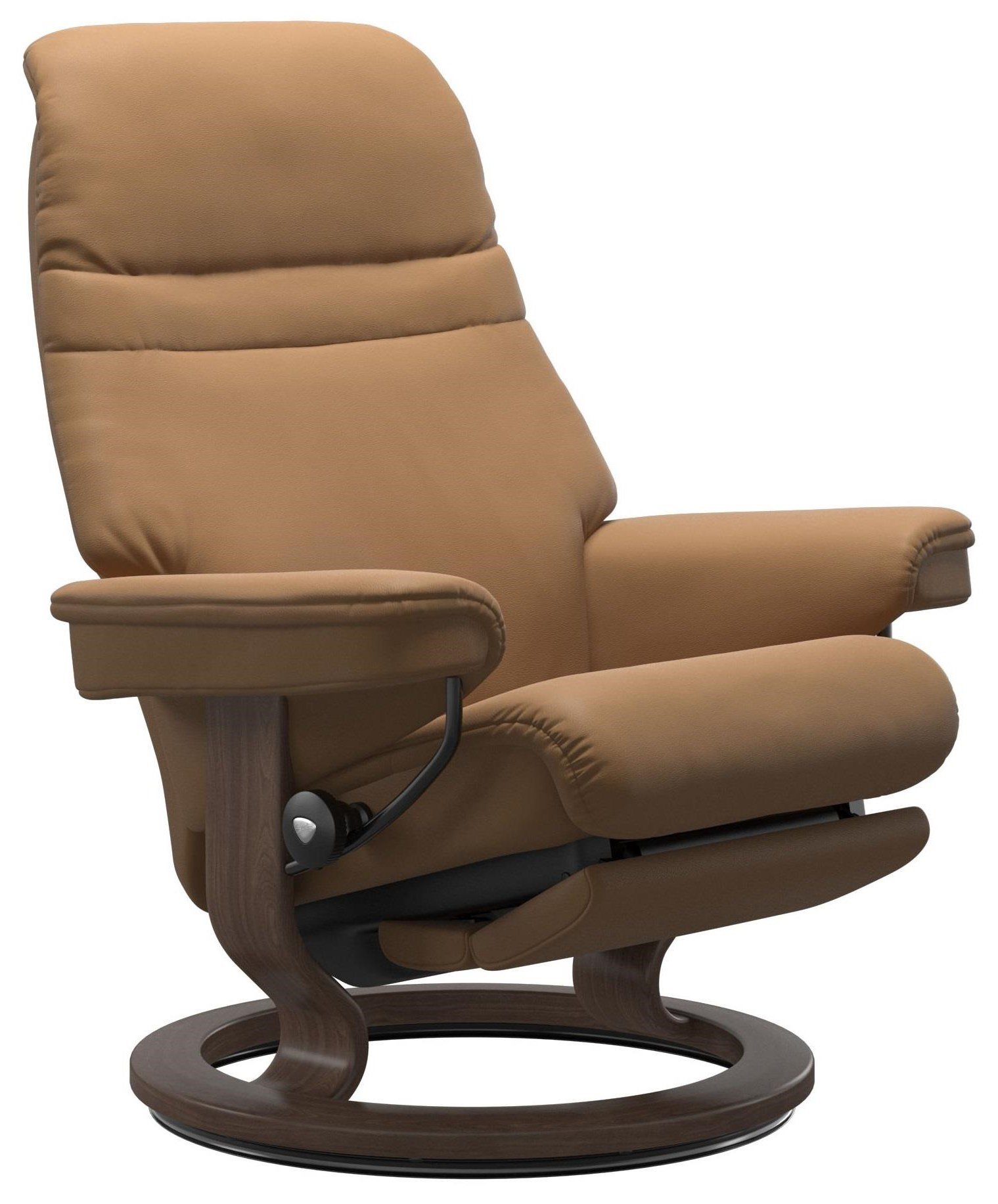 Sunrise Large Classic Power Recliner by Stressless at Bennett's Furniture and Mattresses