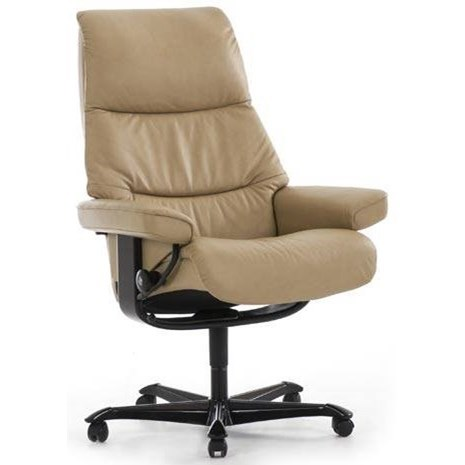 View Office Chair by Stressless at Virginia Furniture Market