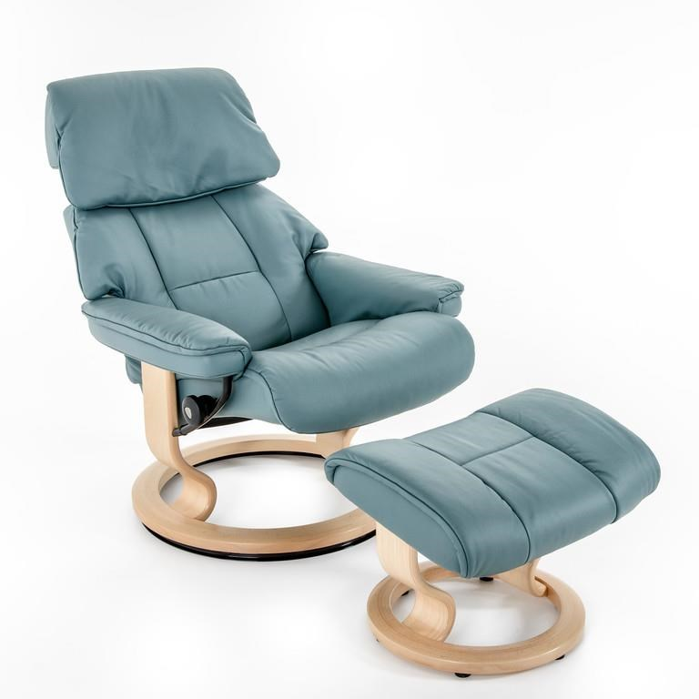 Stressless Ruby Small Classic Chair by Stressless by Ekornes at Baer's Furniture