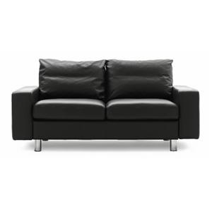 2-Seater Loveseat with Arms