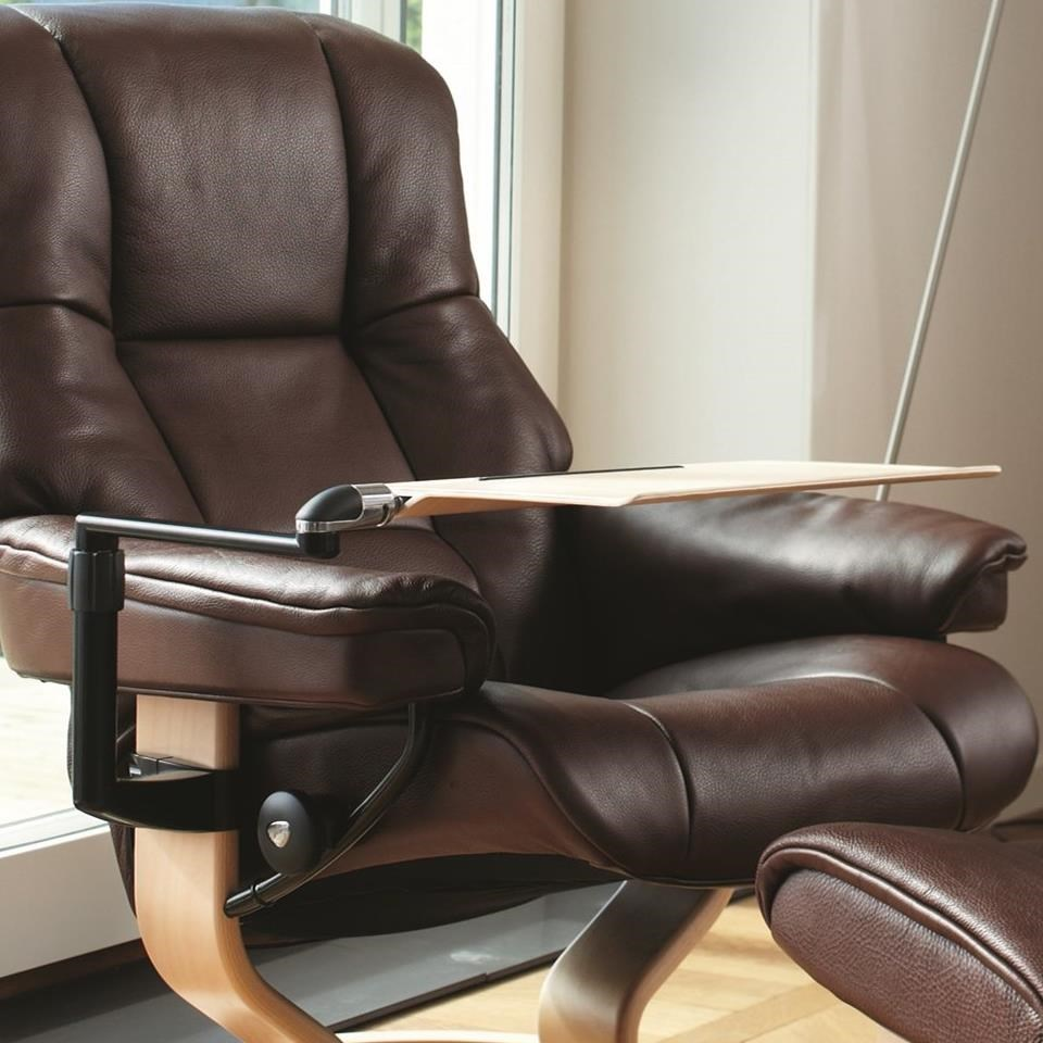 Tables Personal Table by Stressless by Ekornes at HomeWorld Furniture