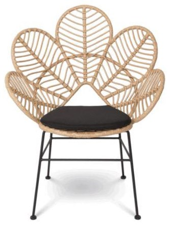 Calabria Lotus Chair by Style In Form at Stoney Creek Furniture