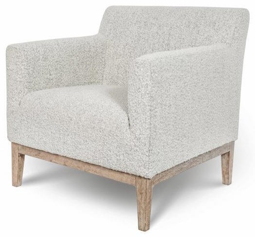 Ezra Ezra Grey Chair by Style In Form at Stoney Creek Furniture