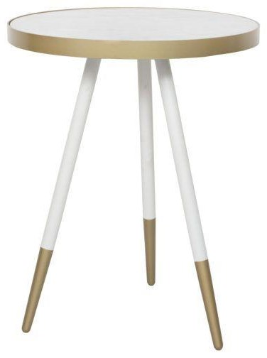 Florence Florence Marble End Table by Style In Form at Stoney Creek Furniture