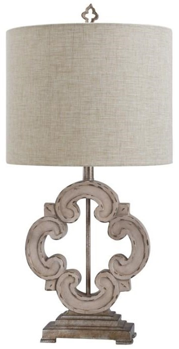 2020 LAMPS Ceramic Lamp by StyleCraft at Furniture Fair - North Carolina