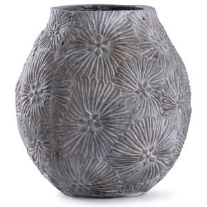 Cleobury Blue Vase