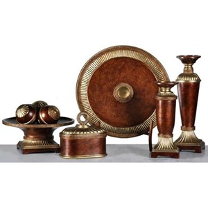 Traditional Decorative Accessory Group