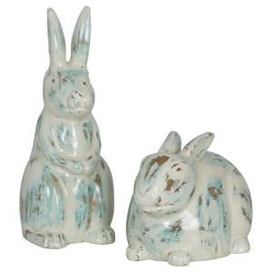 Rabbit Figurines