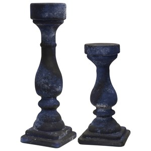 Set of Two Candle Holders