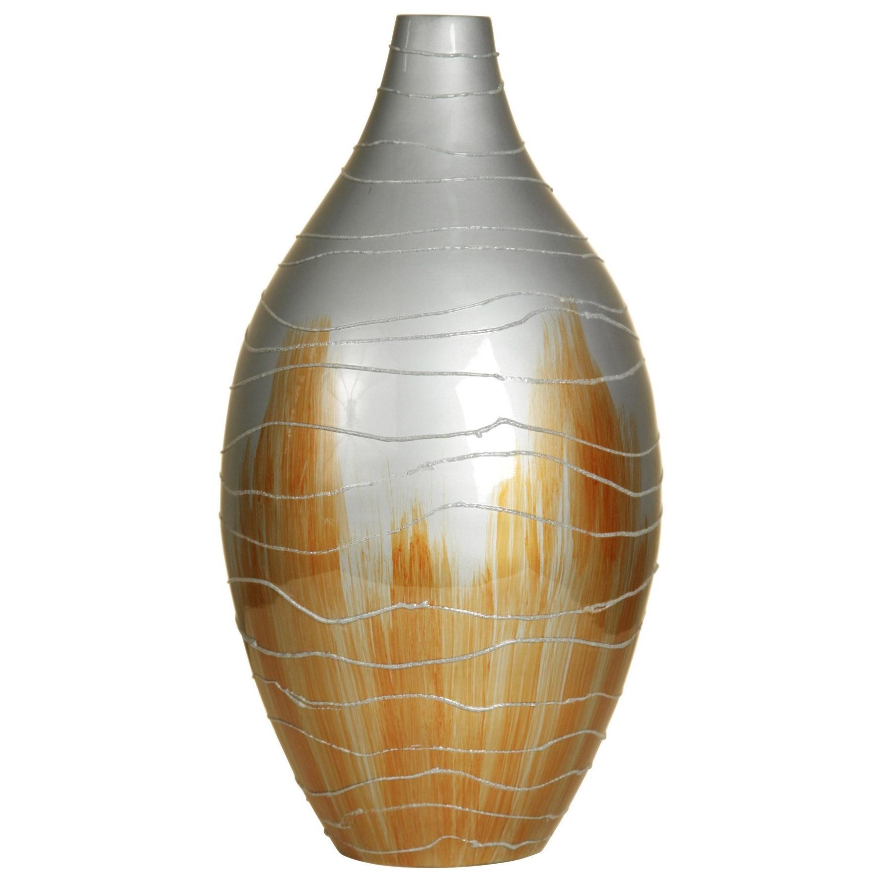 Accessories Corner Vase by StyleCraft at Alison Craig Home Furnishings