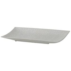 Rectangular Stoneware Tray