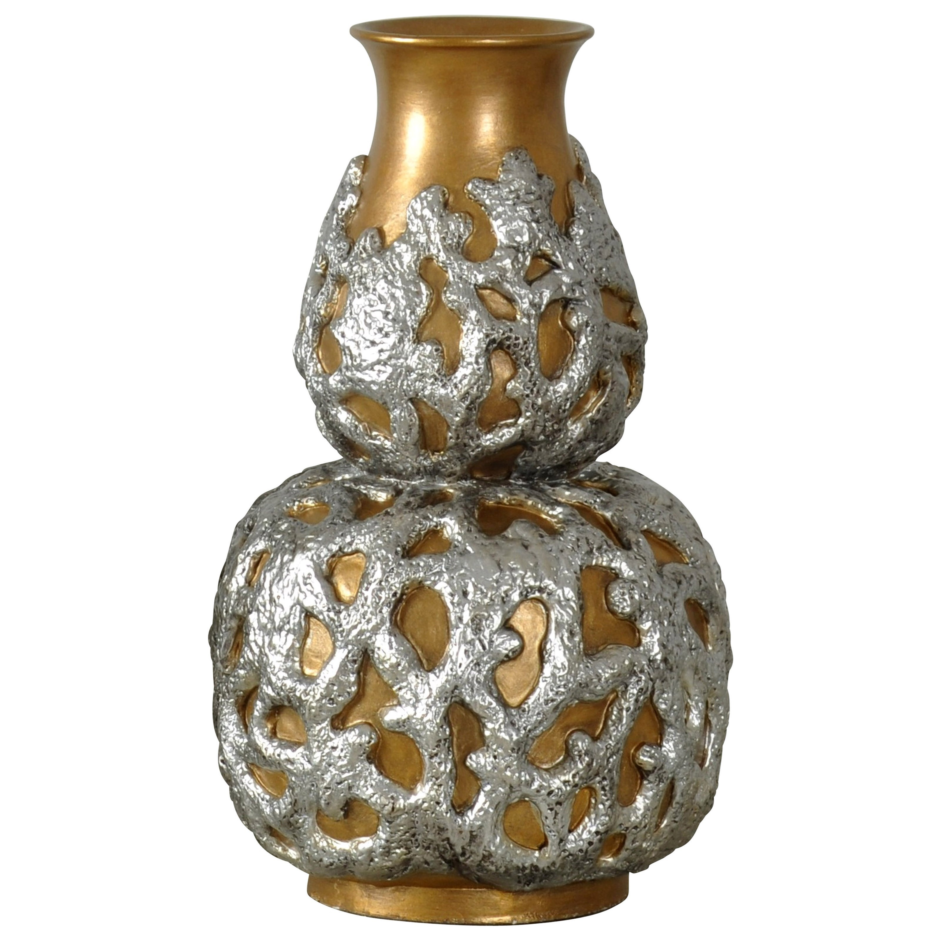 Accessories Small Resin Vase by StyleCraft at Alison Craig Home Furnishings