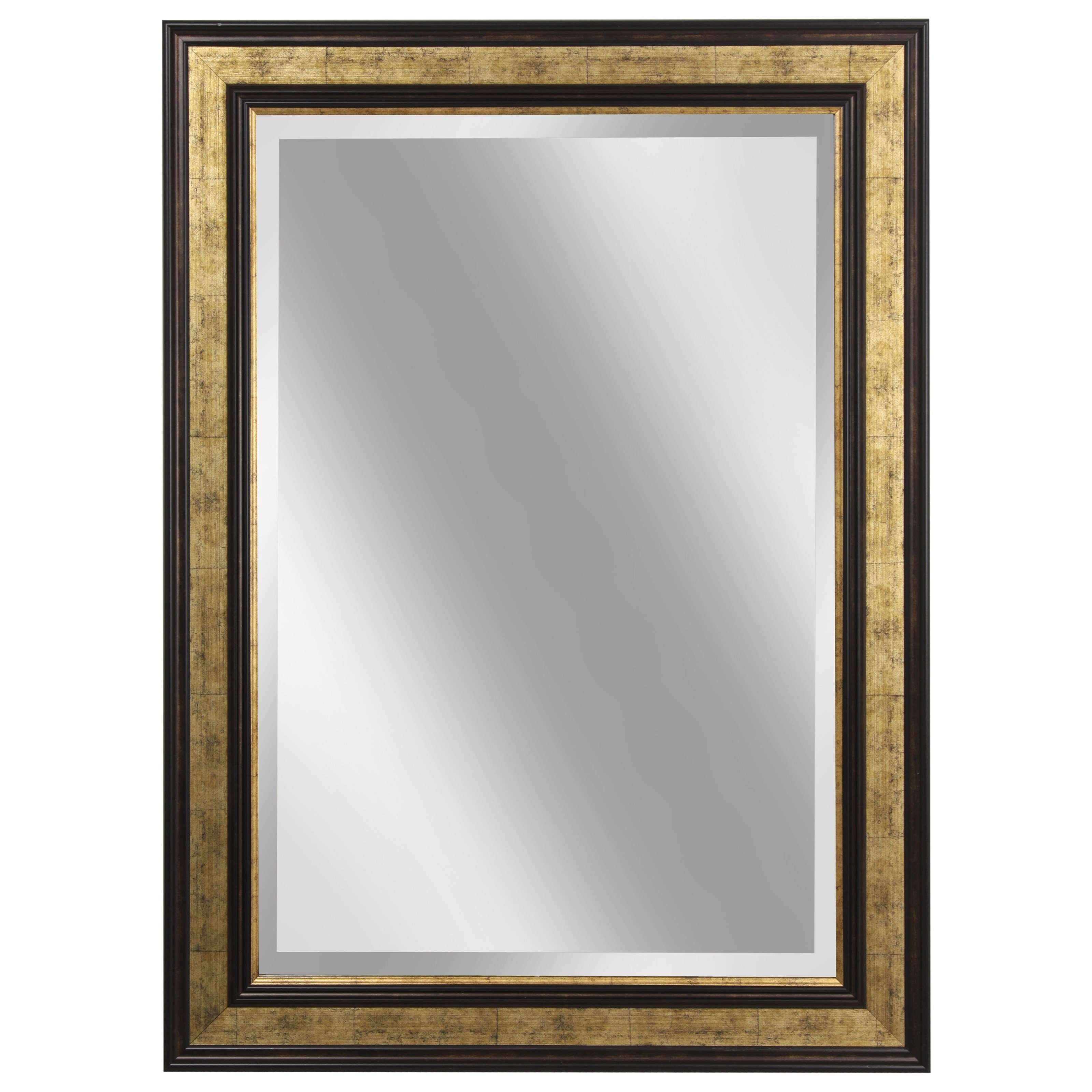 Mirrors Rectangular Wall Mirror by StyleCraft at Alison Craig Home Furnishings