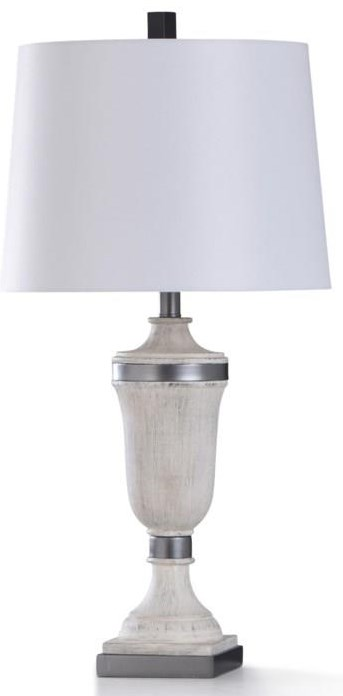 Lamps Cinder Ford Table Lamp by StyleCraft at Walker's Furniture