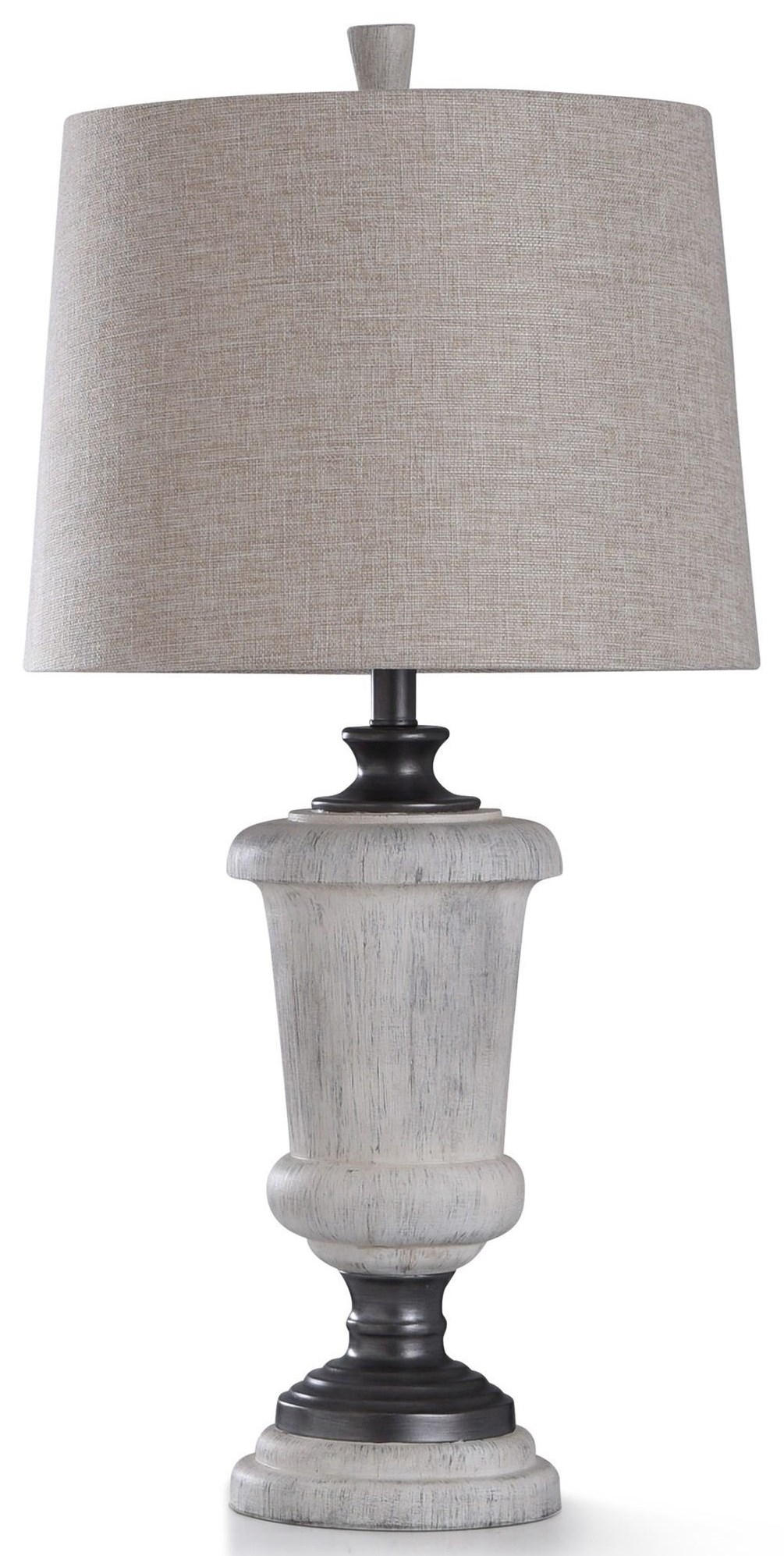 Lamps Cinder Table Lamp by StyleCraft at Walker's Furniture