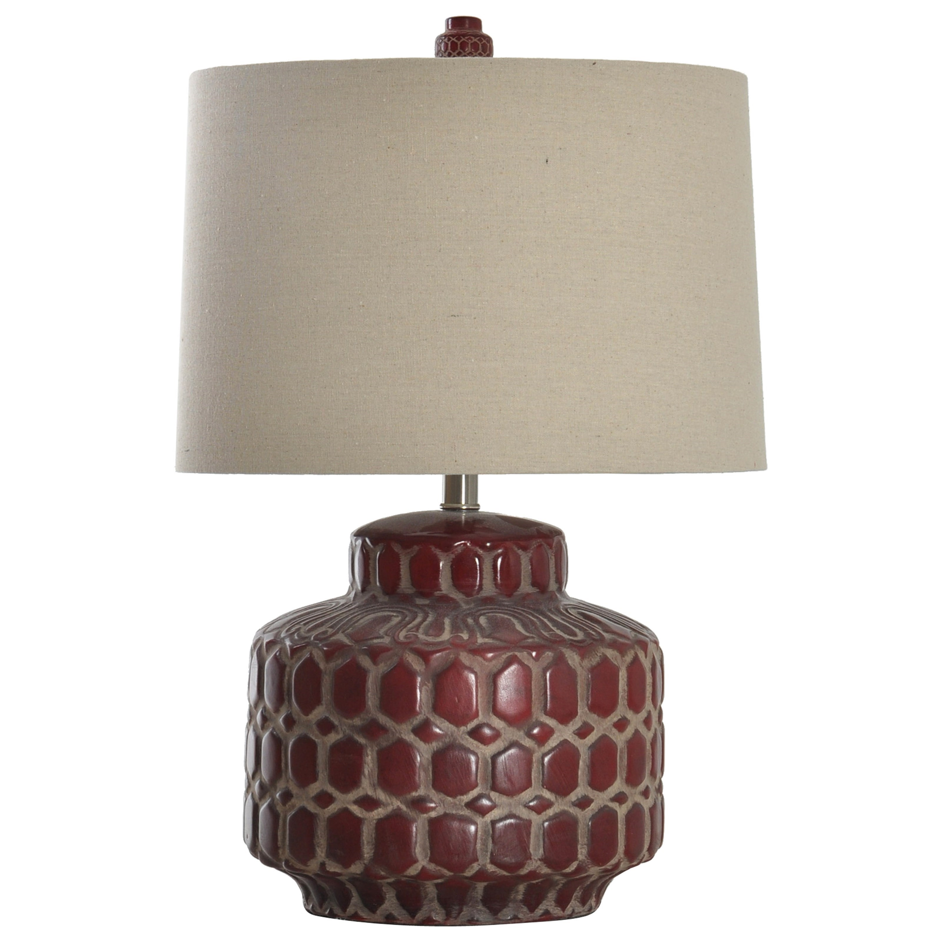 Lamps Ceramic Table Lamp by StyleCraft at Wilcox Furniture