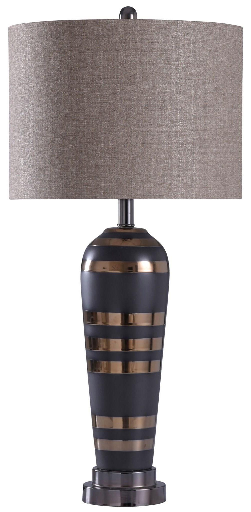 Lamps BRUSHED LAMP by StyleCraft at Furniture Fair - North Carolina