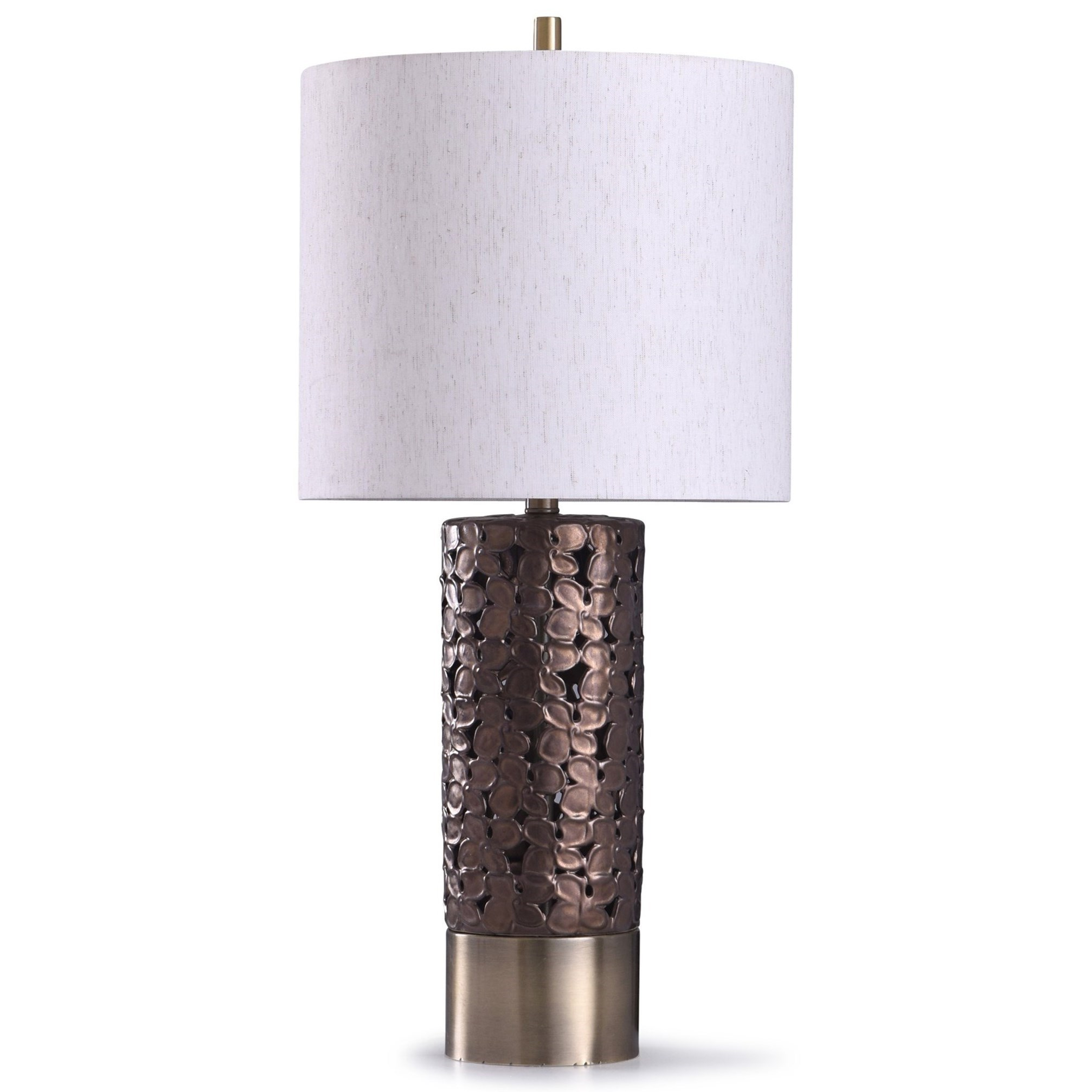 Lamps Chesham Bronze Table Lamp by StyleCraft at Becker Furniture