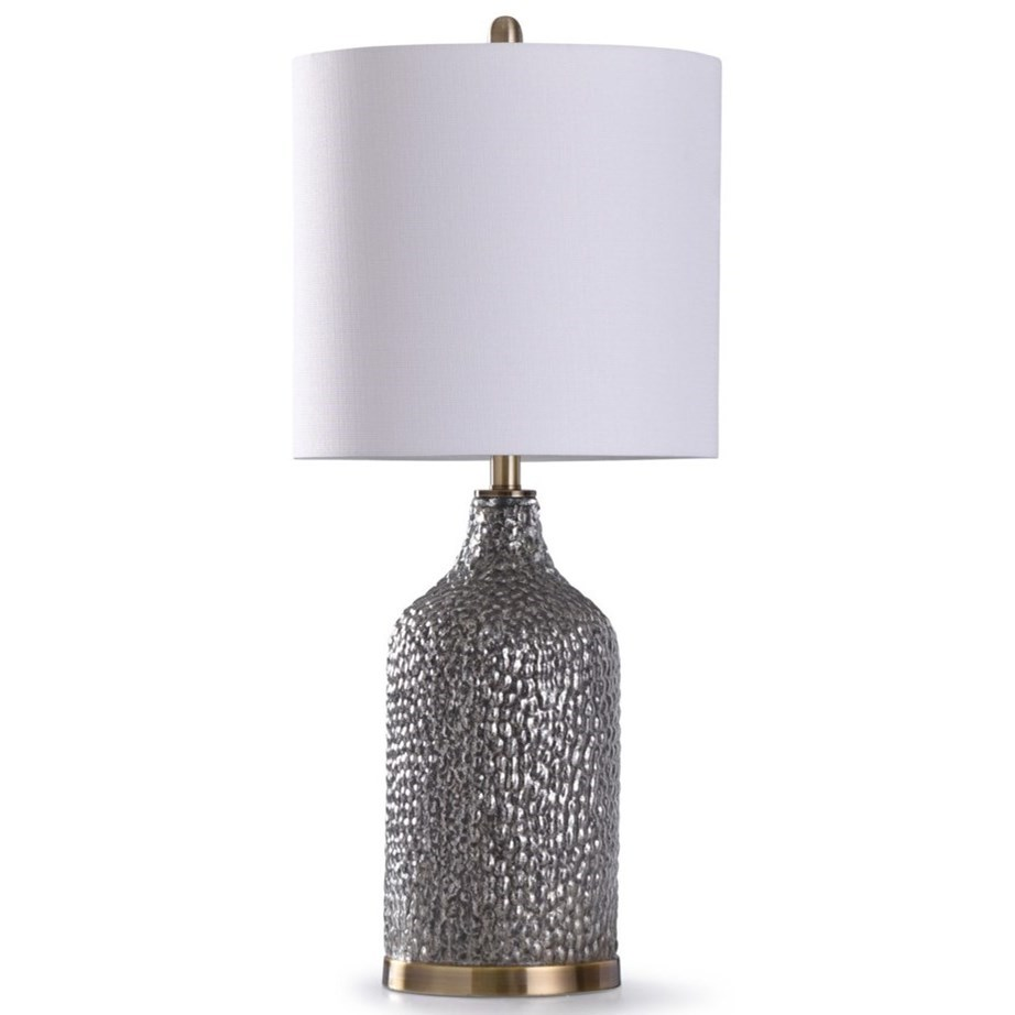 Lamps Rochford Champagne Lamp by StyleCraft at Alison Craig Home Furnishings