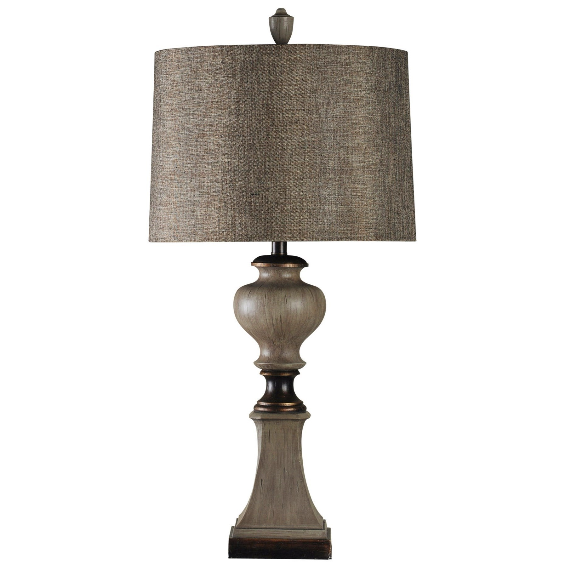 Lamps 35 Inch Transitional Lamp by StyleCraft at Alison Craig Home Furnishings