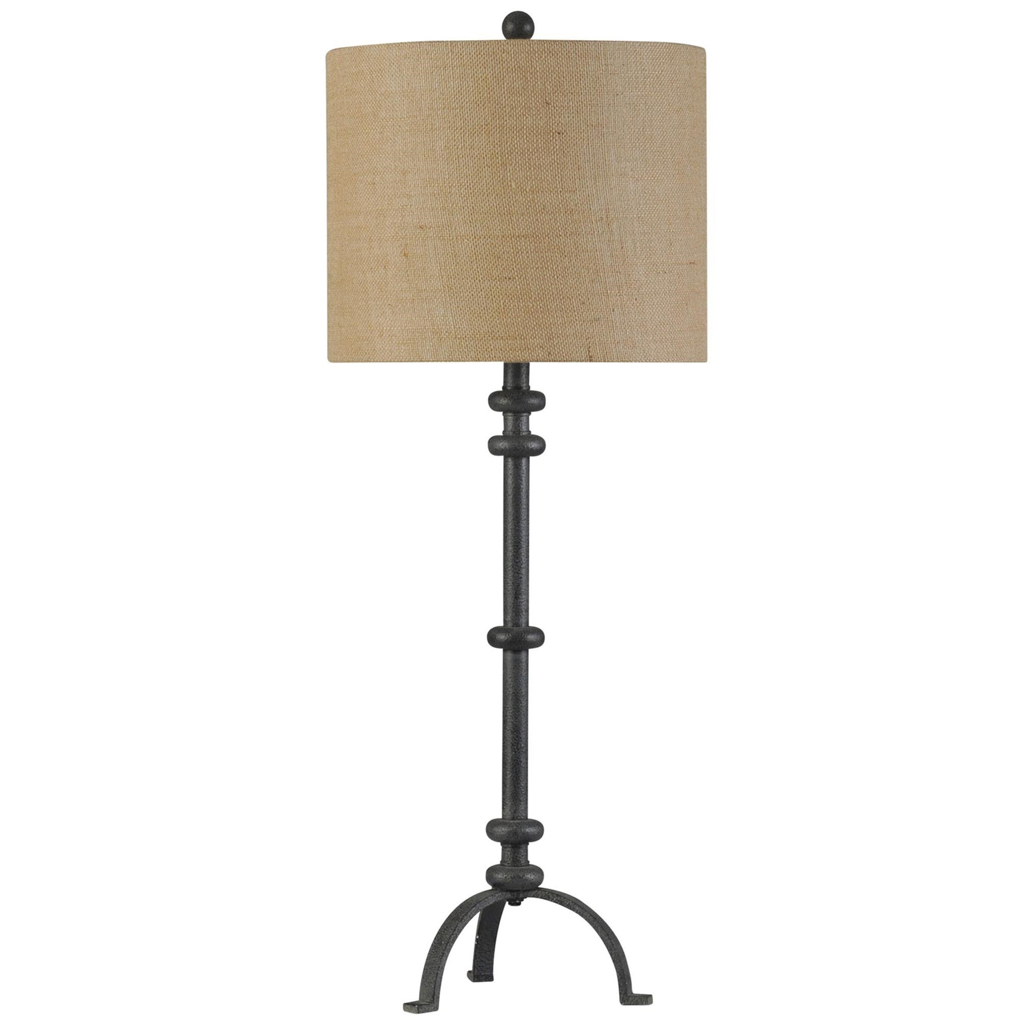 Lamps Traditional Cast Iron Buffet Lamp by StyleCraft at Wilcox Furniture