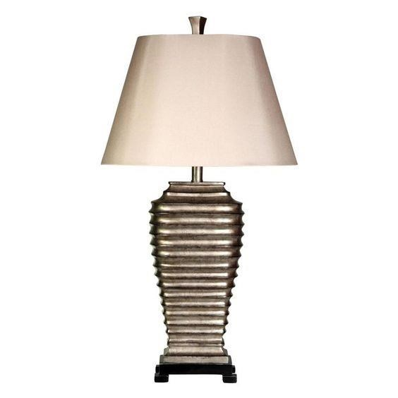 Lamps Ribbed Table Lamp at Ruby Gordon Home