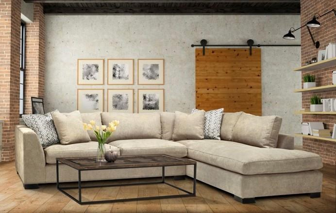 2099 2 Piece Sectional by Lewis Home at Stoney Creek Furniture
