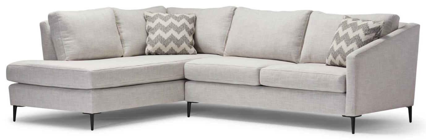 2437 2 Piece Sectional by Lewis Home at Stoney Creek Furniture