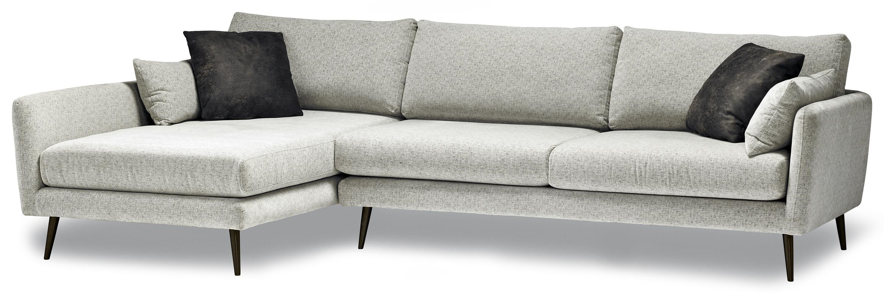 3297 2 Pc Sectional in  Honor Pepper by Lewis Home at Stoney Creek Furniture