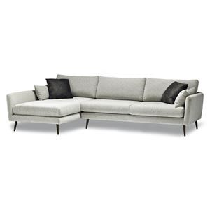 2 Pc Sectional in  Honor Pepper