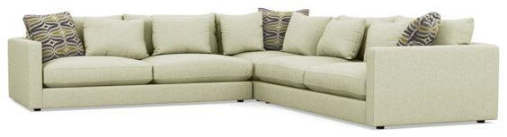 4293 3 Pc Sectional by Lewis Home at Stoney Creek Furniture