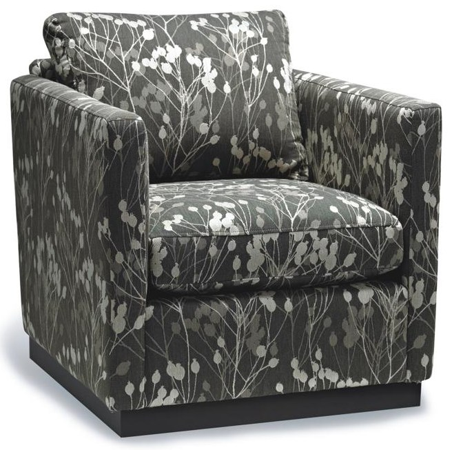 5618 Swivel Chair by Lewis Home at Stoney Creek Furniture