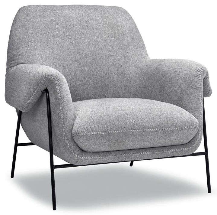 8436 Accent Chair by Lewis Home at Stoney Creek Furniture