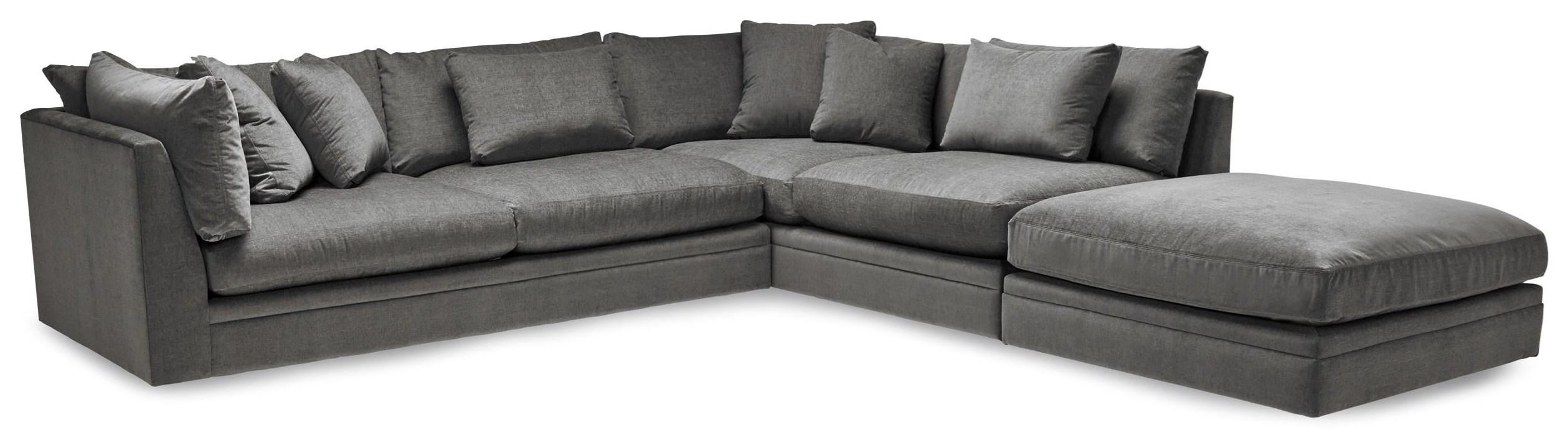 1414 2 Pc sectional by Lewis Home at Stoney Creek Furniture