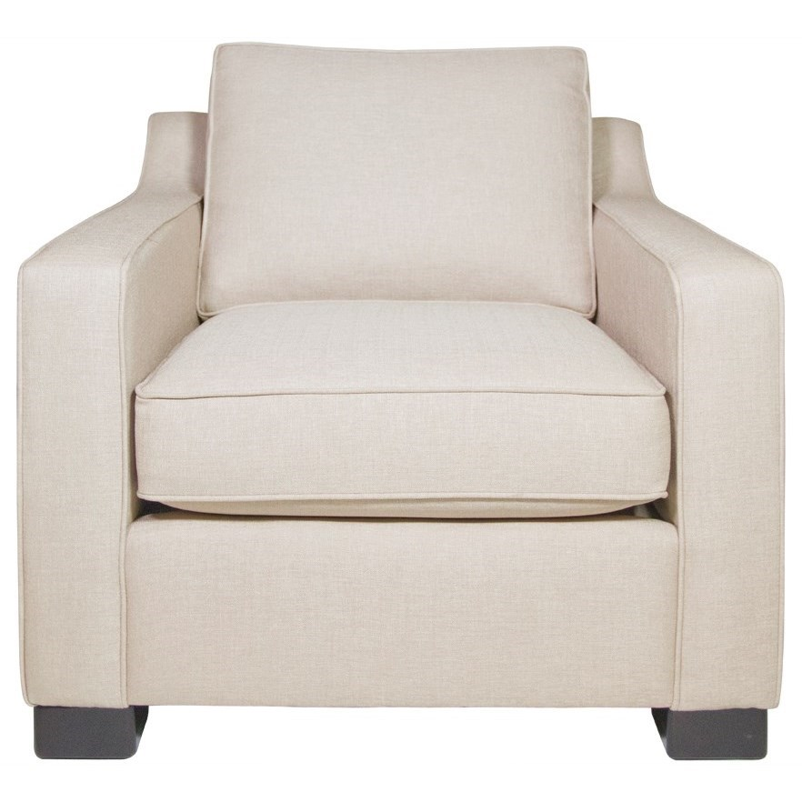 2424 Chair by Lewis Home at Stoney Creek Furniture
