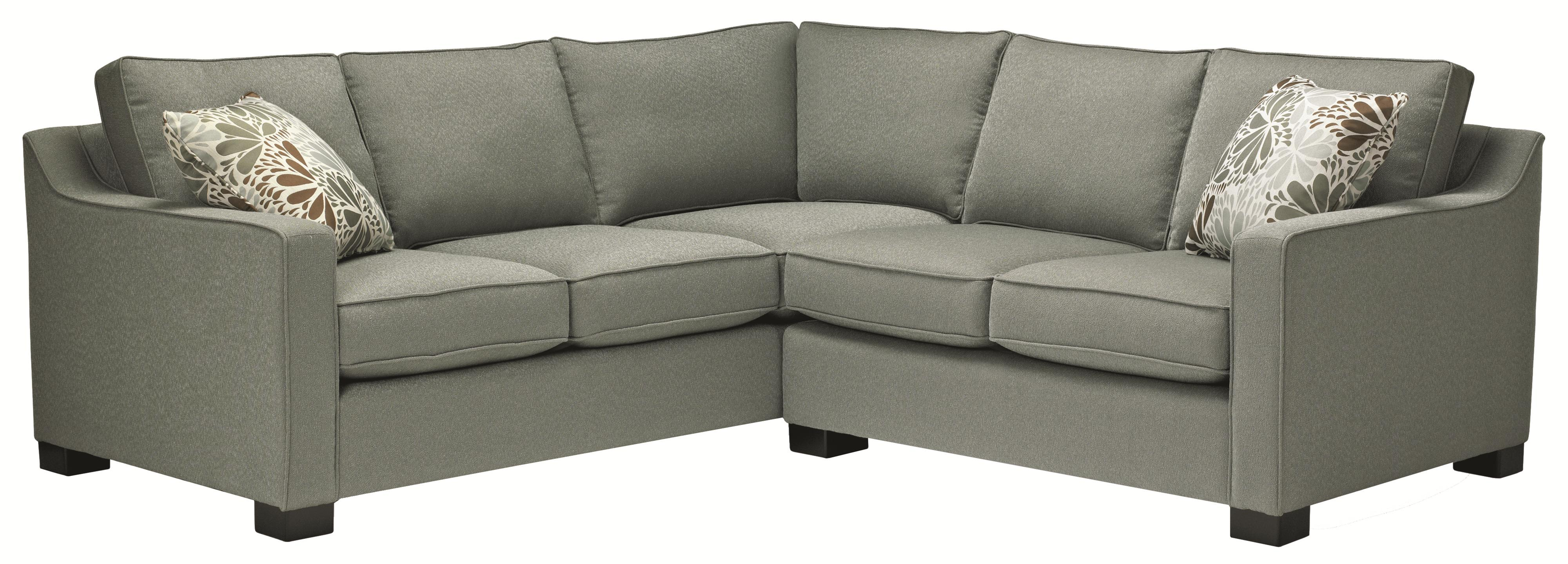Living Room Sectional Sofa by Stylus at Upper Room Home Furnishings