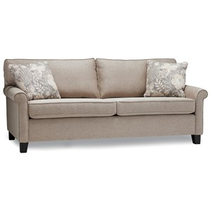 """Casual 80"""" Apartment Sofa with Two Seats"""