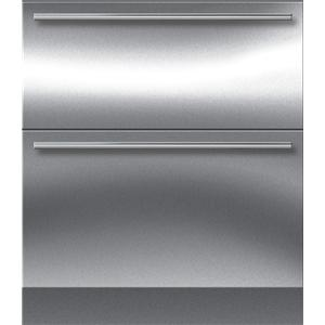 "Sub-Zero Integrated Refrigeration 30"" Combination Drawer"